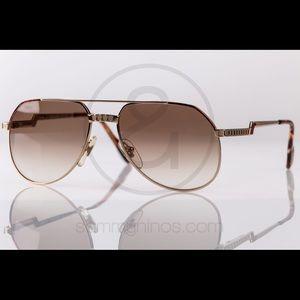 061291d2c8 Hilton Accessories - 24kt Goldplate Hilton Exclusive Vintage Sunglasses